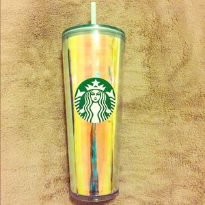 Starbucks Mermaid Tumbler.